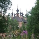 Богородицкая церковь села Тушебина