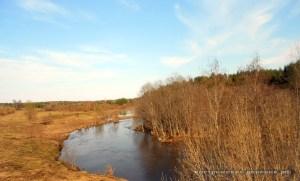 Река Нея у Просека