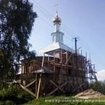 Петропавловская церковь села Умиленье
