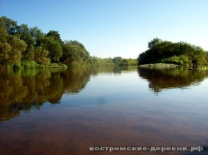 Река Вёкса