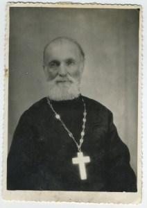 Протоиерей Капустин Василий  Иванович
