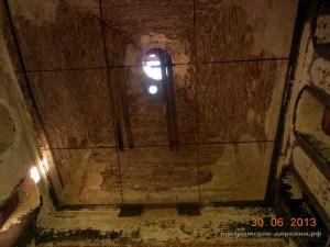 Под сводом Смоленской церкви