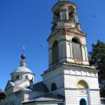 Церковь Преображения села Шартанова