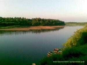 Унжа река