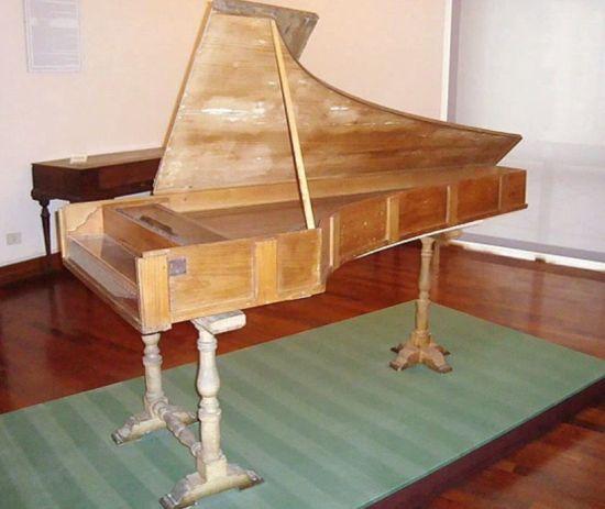 Фортепиано Бартоломео Кристофори