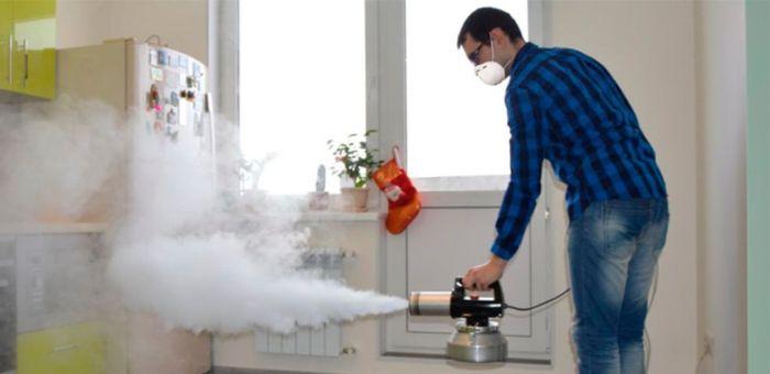 Удаление запахов сухим туманом в Москве, цены, отзывы