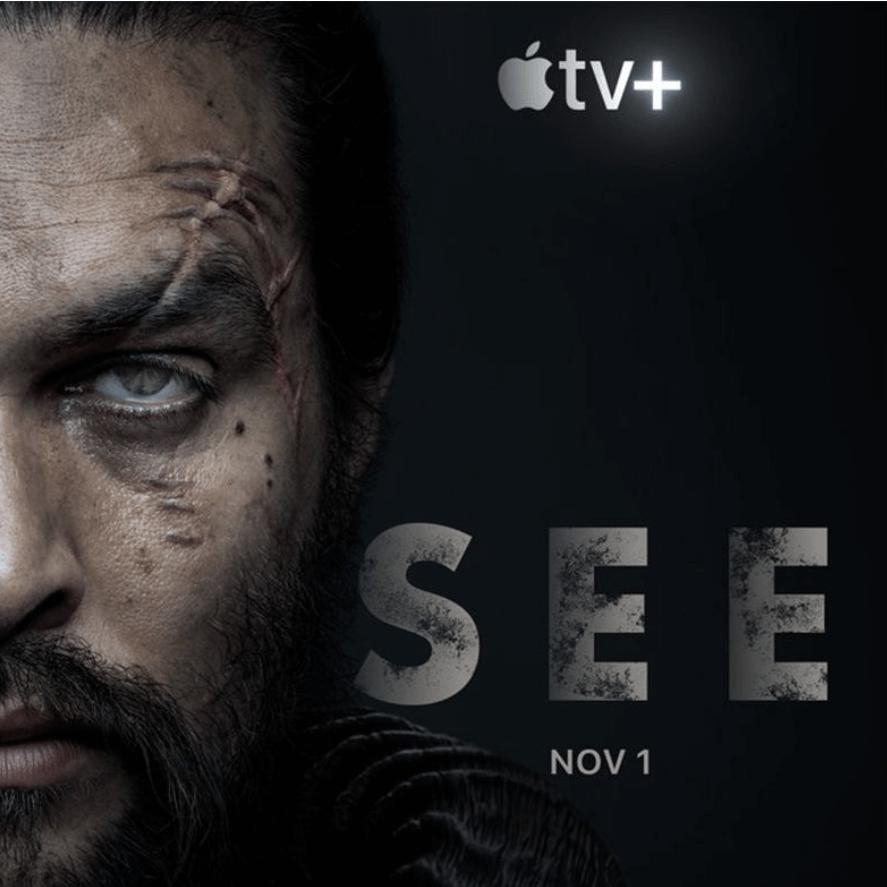 Apple がついに本気を出した!? Apple TV+オリジナルドラマ「SEE 暗闇の世界」1~3話 あらすじ&感想