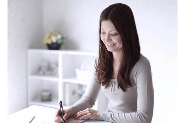 手紙の書き方