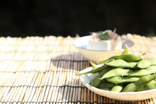 妊娠 枝豆