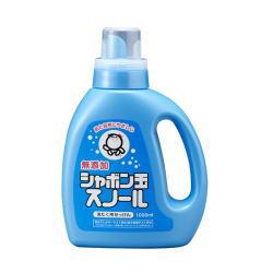 シャボン玉 衣類用液体洗剤 スノールベビー