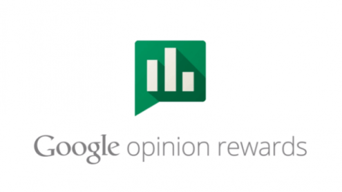 google opinion rewards earning