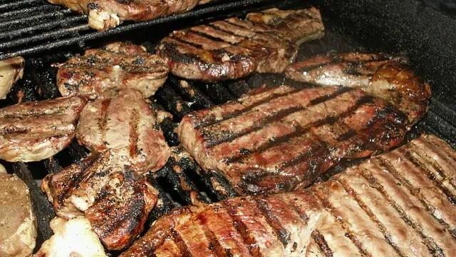 牛肉のもも焼きかた