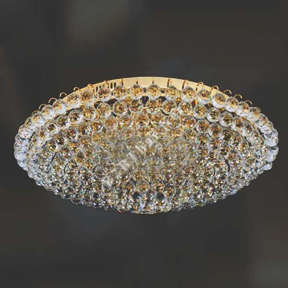 โคมไฟเพดานคริสตัล