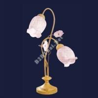 โคมไฟตั้งโต๊ะดอกไม้