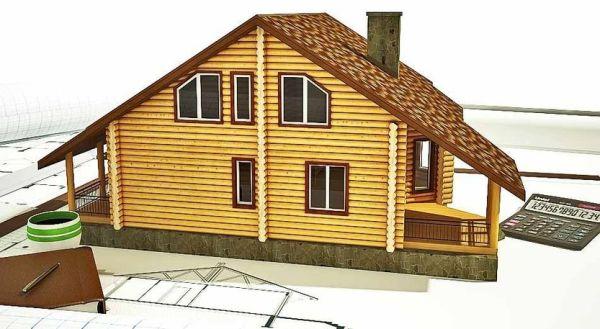 8.5x8.5>Проект дома 146м²