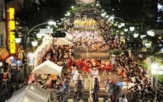 東京高圓寺阿波舞祭3