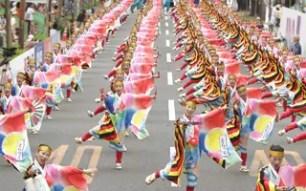 日本祭典2014年8月☆夏祭典時間表(東京)