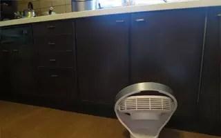 安靜的DC空氣循環扇-kamomefan3