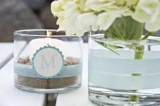 裝飾花瓶或玻璃杯