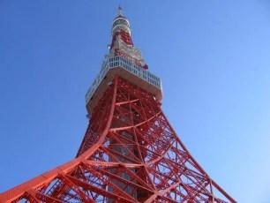 東京旅遊景點-東京鐵塔