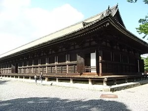 蓮華王院 三十三間堂-1