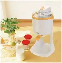 只需約20分就能簡單做出冰淇淋的機器