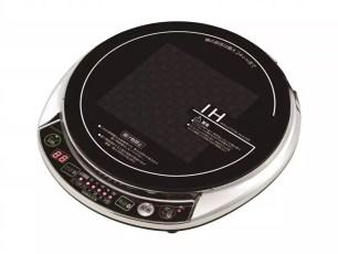 不佔空間的圓形桌上電磁爐