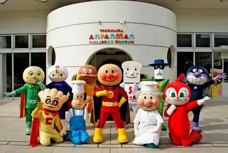麵包超人兒童博物館-3