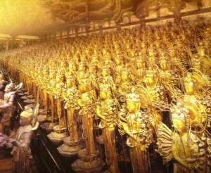 蓮華王院 三十三間堂-3