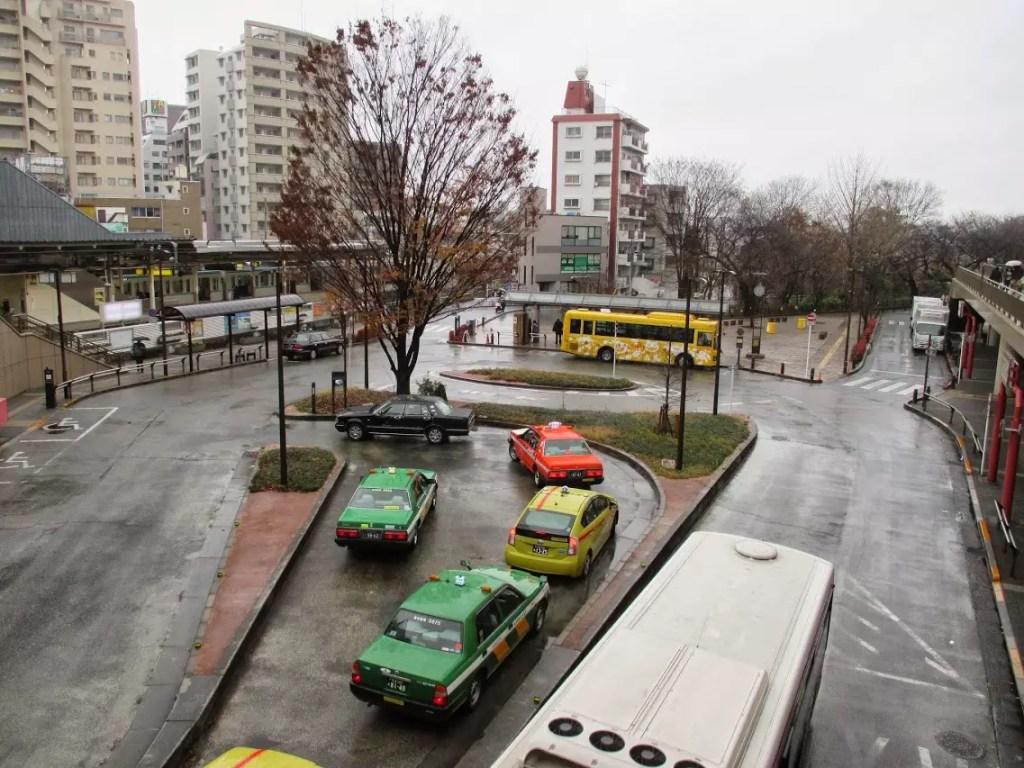 吉卜力美術館接駁巴士