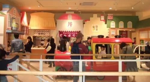 麵包超人兒童博物館-10