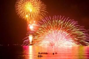 2015年日本關東地區煙火大會整理(上)