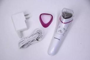 能讓乳液更加滲透,成為ㄉㄨㄞㄉㄨㄞ肌的Panasonic「離子美容儀」