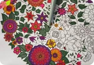 Jardin secret, carnet de coloriage et chasse au trésor anti stress-4
