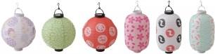 瞄準觀光客需求能享受日本風情的LED提燈