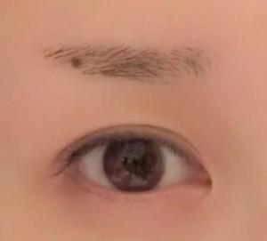 北川景子化妝術 (1)