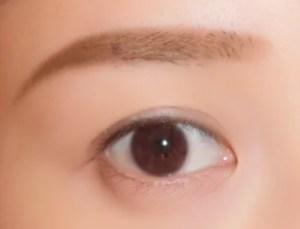 北川景子化妝術 (2)