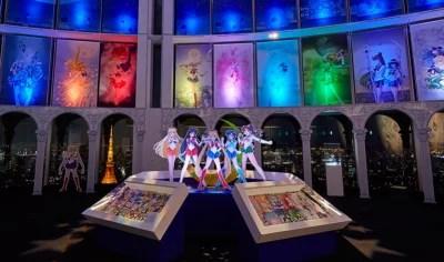 美少女戰士展覽體驗記錄 (1)
