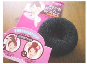 忙碌的早晨也沒問題!百圓商店變髮道具 (2)