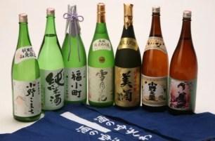 日本清酒的生産地