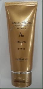 ASKA Beauty mission 黃金膠原蛋白 c.w.p