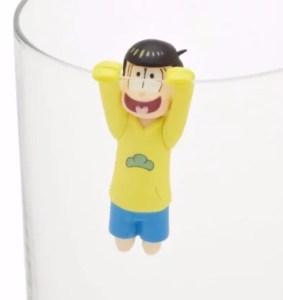 六胞胎杯緣子!「小松君」的迷你公仔! (5)
