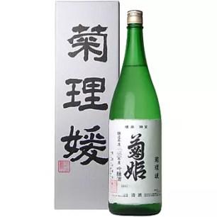 日本清酒介紹⑭:菊姫 菊理媛(KIKUHIME KUKURIHIME)