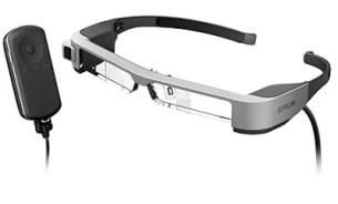 EPSON MOVERIO  智慧眼鏡 BT-300