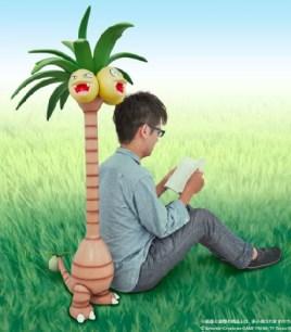 Pokémon寶可夢熱潮仍舊持續中!阿羅拉地方的椰蛋樹現身!