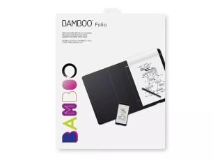 有效提高效率的Wacom Bamboo Folio 智慧型手寫板