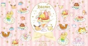 Pokémon寶可夢變甜點!?非常可愛的寶可夢商品要發行販售啦!