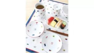 史努比與壽司湊在一起♡超可愛「和風系列・壽司」的餐桌用品♪