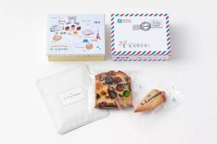 法式浪漫與日式情調★老字號「Lecomte」的白色情人節首選甜點禮盒