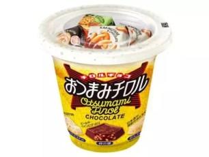 特殊口味的「下酒菜Tirol巧克力」5月14日顛覆味覺再度上市!